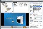 Aura Video Converter software screenshot