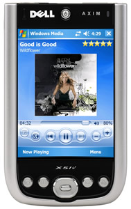 Use Dell axim 51 video converter to rip DVD movies and convert video formats