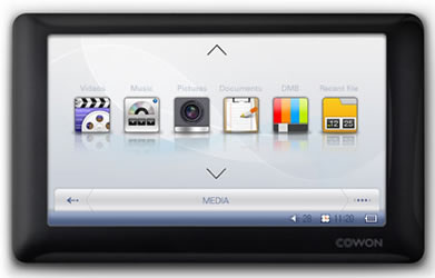 Use Cowon O2 video converter to rip DVD movies and convert video formats