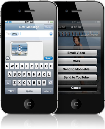 iPhone 4G video converter converts videos for iPhone 4G