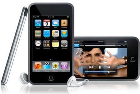 Use iPod touch video converter to rip DVD movies and convert video formats