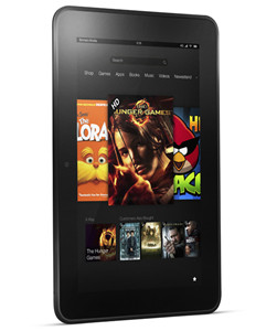 Use Kindle Fire HD video converter to rip DVD movies and convert video formats