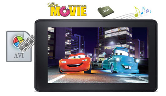 Use Kindle Fire video converter to rip DVD movies and convert video formats