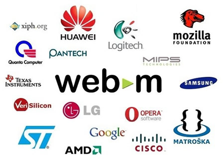 Motorola Atrix 4G to WebM Video Converter and Coalition Of Companies Creates WebM CCL
